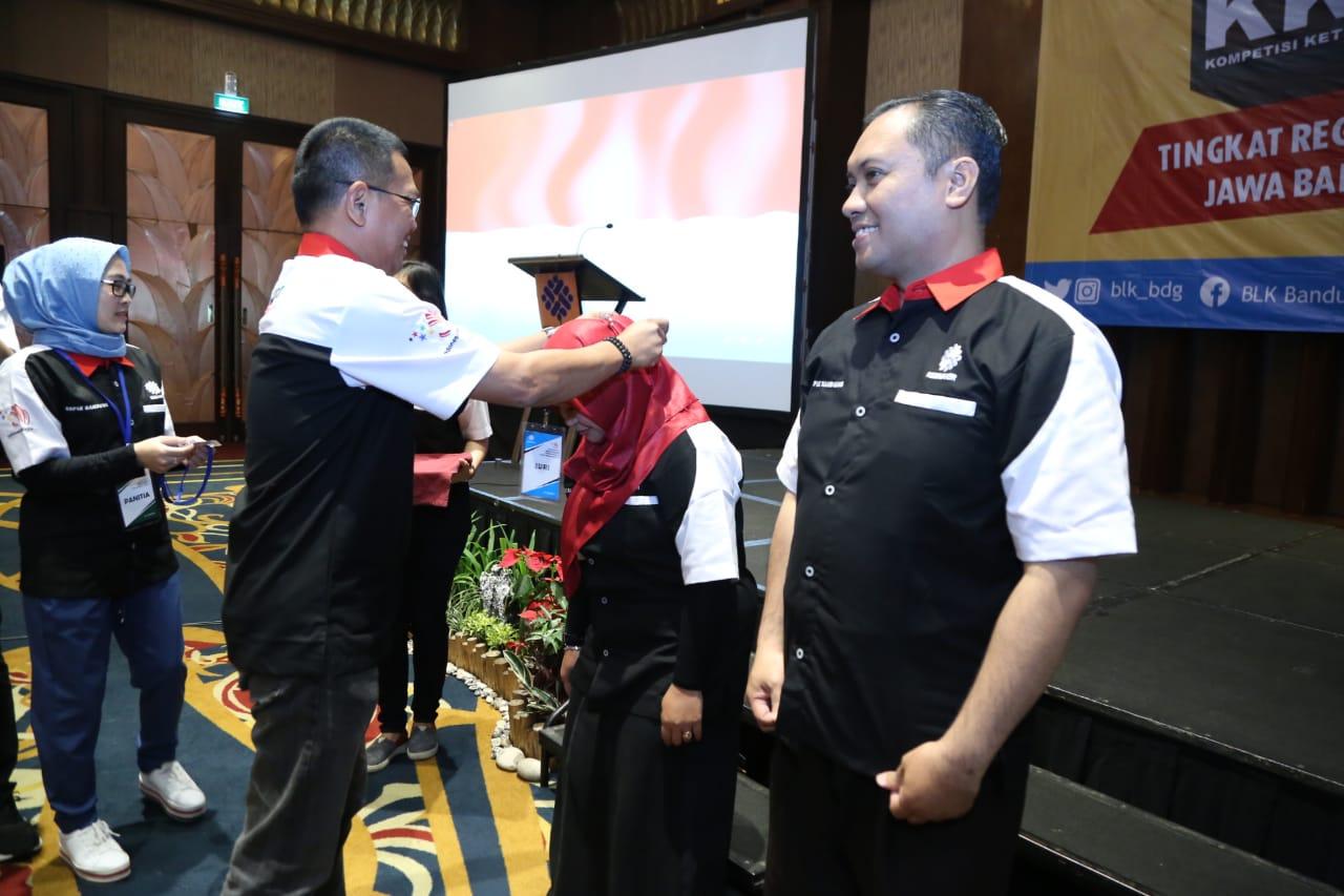 Kemnaker Dorong Instruktur BLK Lebih Familiar Dengan Teknologi