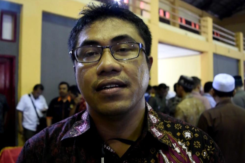 KIP Aceh Utara Batal Pleno Penetapan Caleg Terpilih