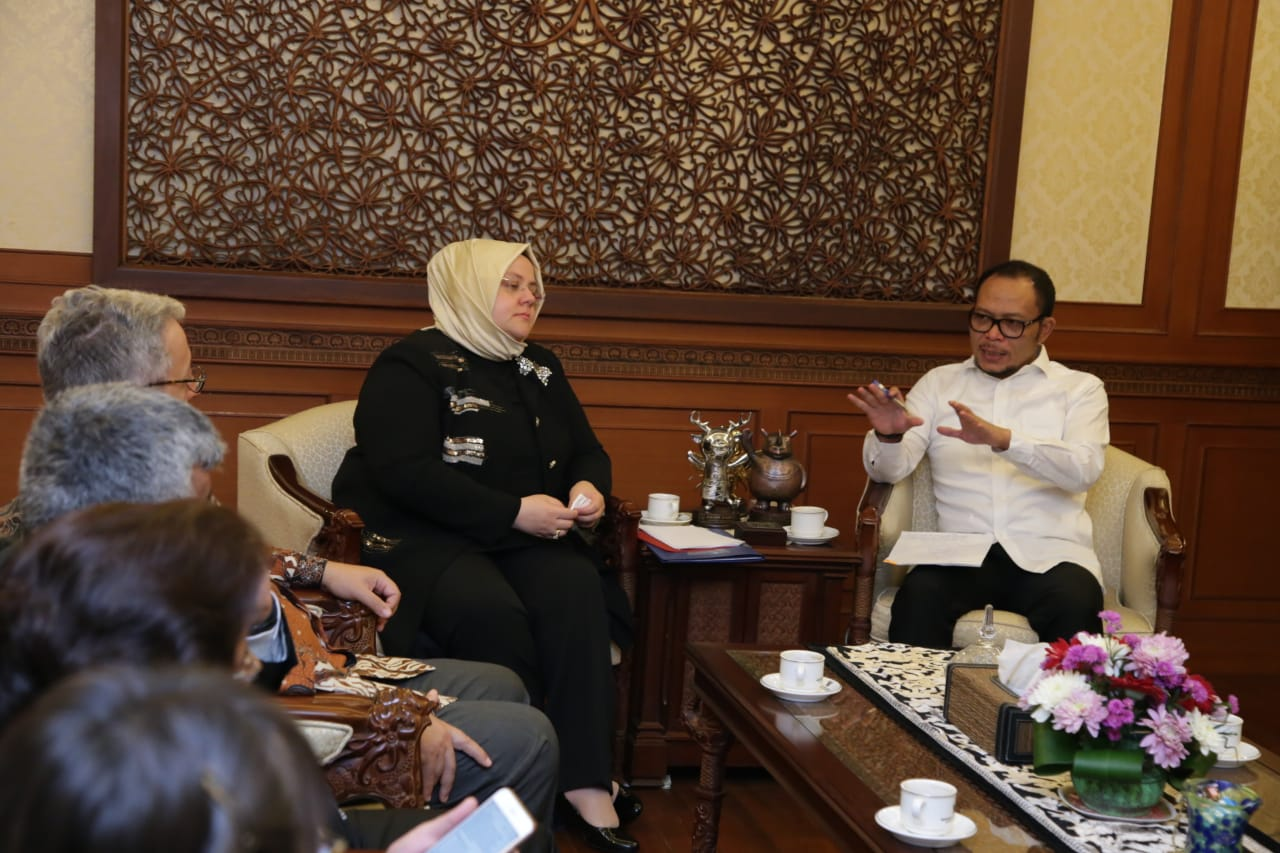 Indonesia-Turki Kebut Bahas Pembaharuan MoU Bidang Ketenagakerjaan