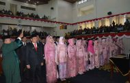 49 Anggota DPRD Baru Dilantik, Satu Lagi Menyusul