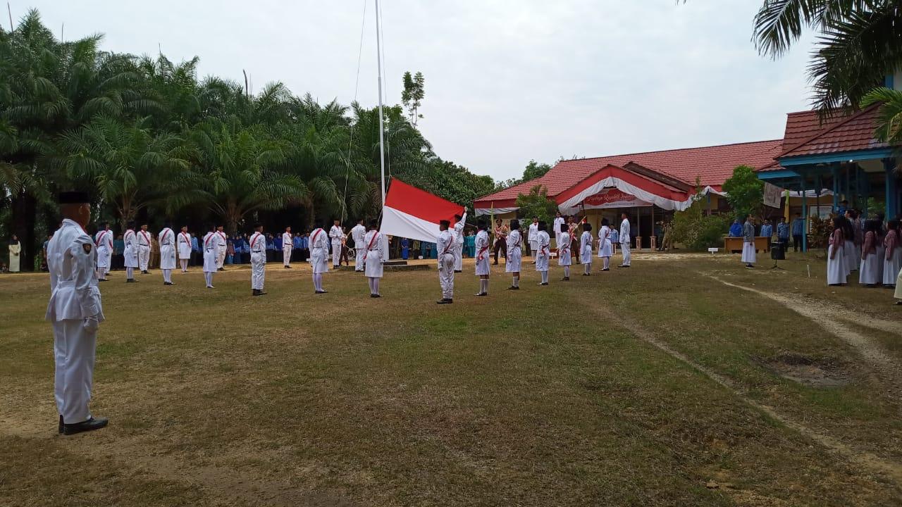Kemeriahan HUT Kemerdekaan RI ke 74 di Kecamatan Belitang