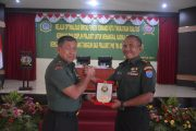 Prajurit dan PNS Korem 121 Alambhana Wanawwai Harus Mampu Menetralisir Isu Negatif