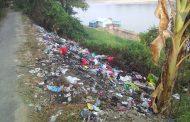 Sungai Melawi Tercemar Limbah Domestik Rumah Tangga