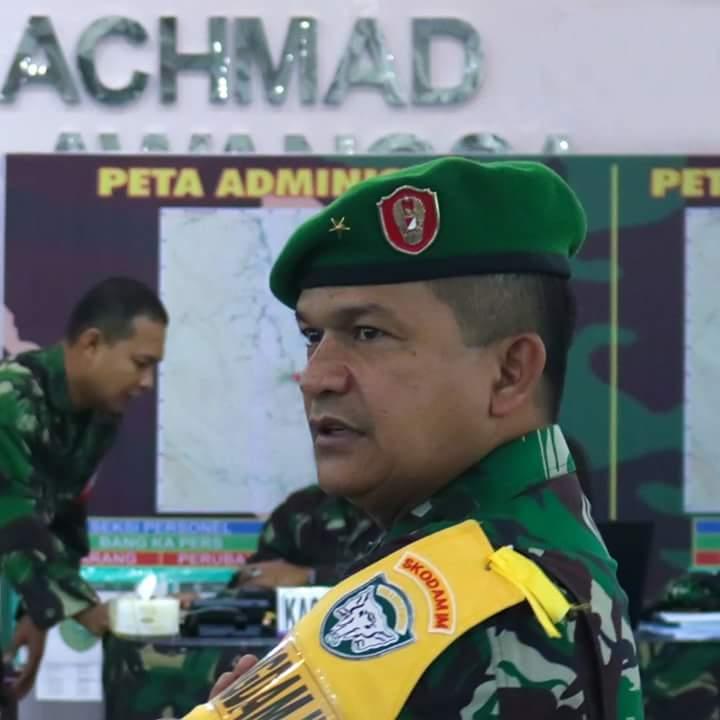 Pembangunan Gedung KONI Dihentikan, Brigjen TNI A Daniel Chardin : Ada 19 Titik Lahan Milik TNI Dipakai untuk Umum