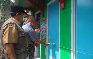 Satgas Citarum Harum Bangun MCK untuk Warga Desa Amansari