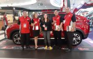 Mitsubishi Manjakan Pengunjung Mall dengan Pameran Motor Auto Show