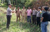TNI - Polri Rantau Selamat Sinergi Sosialisasikan Karhutla