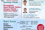 Mandaya Hospital Karawang akan Gelar Seminar Teknik Penanganan Nyeri Kronik Terkini