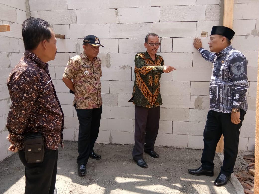 Evaluasi Pembangunan Rulahu, Kang Jimmy Ingin Ada Peningkatan Kualitas
