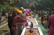 Ratusan Veteran di Bireuen Tabur Bunga di Makam Pahlawan