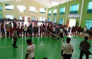 Ratusan Pebulutangkis Ikuti Open Turnamen Bulutangkis Kapolsek Klari