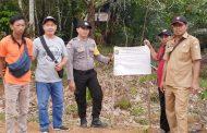 BPD dan Kepala Desa Monitoring Pembangunan Infrastruktur Jalan