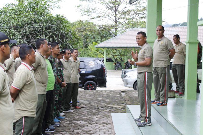 68 Prajurit Tamtama Kodim 0110 Aceh Barat Daya Ikuti Seleksi Casis Diktukba 2020