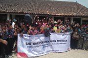 Tingkatkan Kualitas Belajar, Pertamina Beri Batuan Alat Sekolah ke 1.032 Siswa