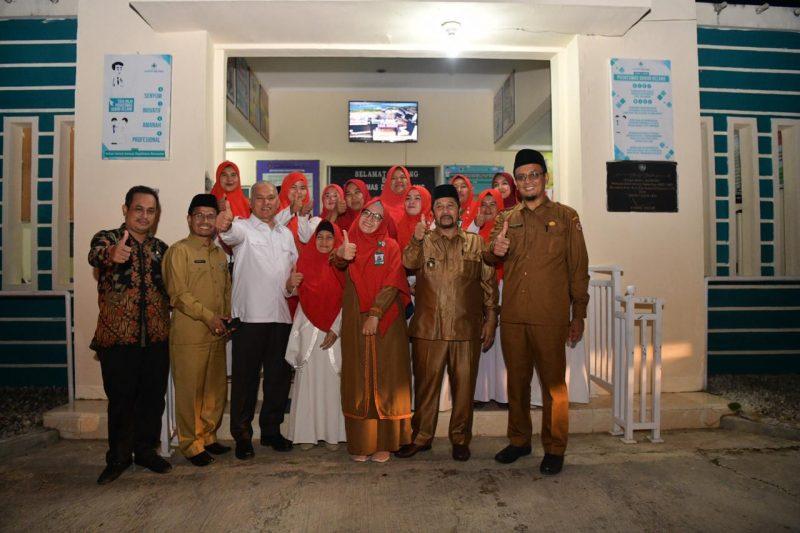 Sekda Aceh: Tenaga Kesehatan Itu Pahlawan