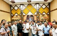 Kemesraan dengan DPC Partai Gerindra Karawang, Kang Jimmy Pertemuan dengan 24 PAC