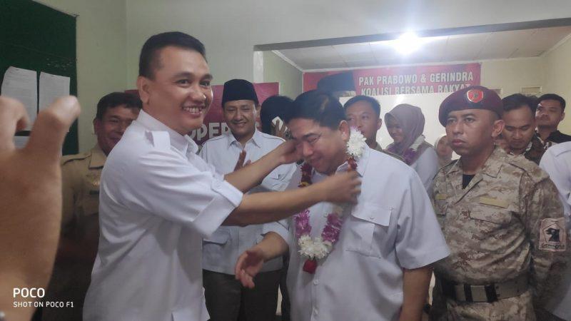Ketua DPC Partai Gerindra Karawang Daftar Bakal Calon Wakil Bupati Karawang