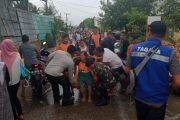 Dua Desa di Kecamatan Langsa Baro Dilanda Banjir