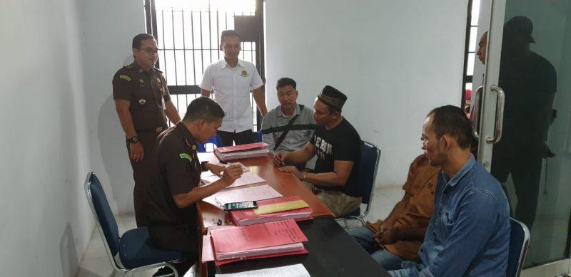 Polres Lhokseumawe Limpahkan Kasus 25 Kg Sabu ke Kejari