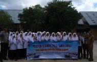 Polisi Saweu Sikula Ajak Pelajar Jadi Pelopor Keselamatan Berlalu Lintas