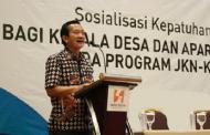 Perangkat Desa di Karawang Ikut Bantu Sukseskan Program JKN-KIS