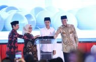 Presiden Joko Widodo Resmikan 1.113 BLK Komunitas