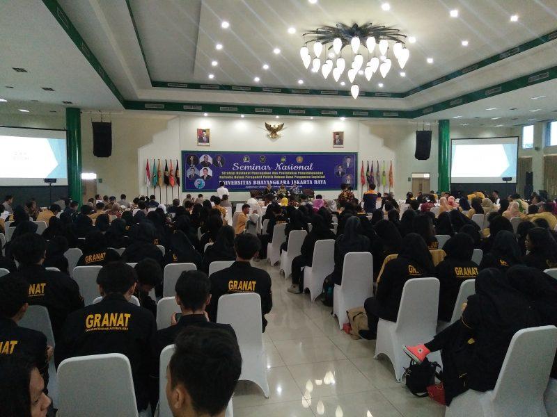 Universitas Bhayangkara Jakarta Raya Antisipasi Peredaran Gelap dan Penyalahgunaan Narkotika