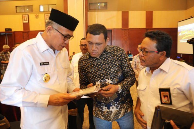 Pemerintah Aceh Komit Percepat Realisasi RPJMA