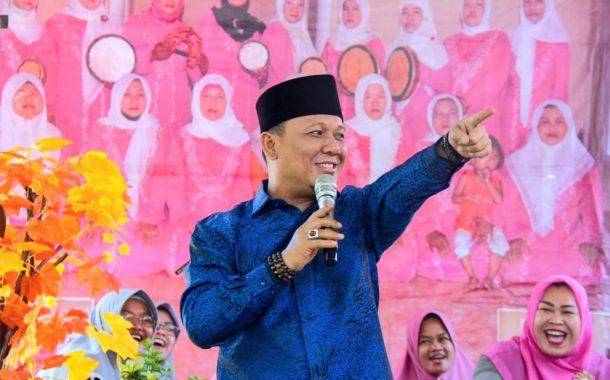 Wakil Bupati Karawang Laporkan Proyek Waterpark ke Gubernur Jabar