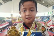 Siswa SDS Ananda Bekasi Juara Nasional Taekwondo