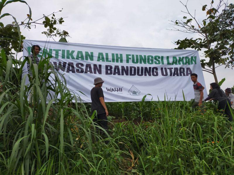 Kawasan Bandung Utara Akan Dikembangkan Pembangunan Komersil