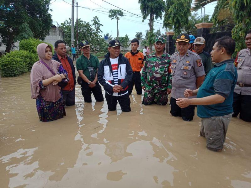 Kang Jimmy : Penyelesaian Banjir Perlu Sinergitas Pemkab Karawang, BBWS dan Pemprov Jabar