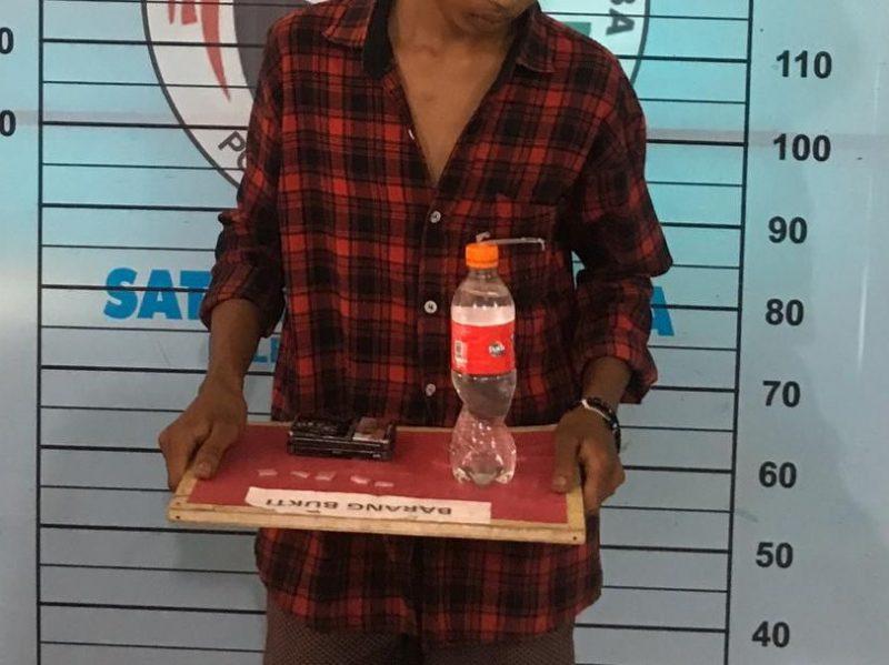 Polisi Ringkus Seorang Pelajar Diduga Penjual Sabu
