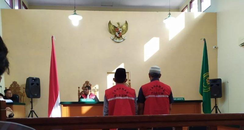 Dua Terdakwa Kasus Ketenagakerjaan Divonis Hukuman Empat Bulan