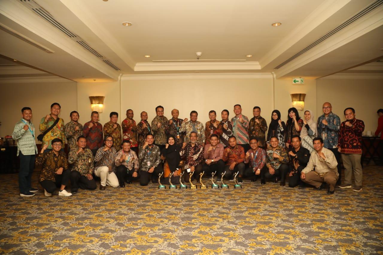 Empat Proper Emas 2019 KLHK Diborong Pertamina EP