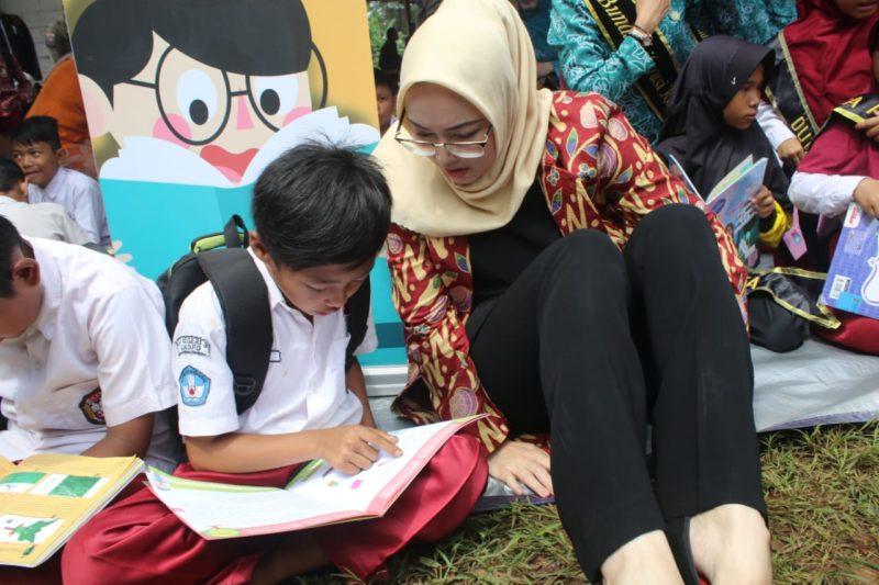 Melalui Program Maranggi, Pemkab Purwakarta Tingkatkan Spirit Literasi Masyarakat