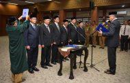 Plt. Gubernur Lantik Komisaris dan Direksi PT Bank Aceh Syari'ah