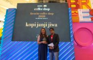 Begini Kemeriahan Malam Puncak Penghargaan Zomato Coffee Shop Awards 2020 Supported By Toffin Indonesia