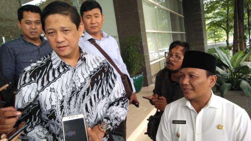 Ada Signal Koalisi PKB dan Golkar Usai Pertemuan Kang Jimmy dengan Ketua Bapilu DPP Golkar