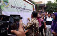 Jadikan Rumah Kedua, SMKN 6 Bekasi Deklarasikan Sekolah Ramah Anak
