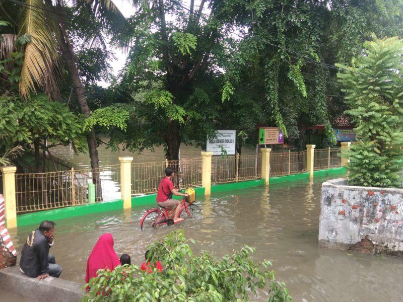 Kadisdik : Siswa dan Guru Sudah Mulai Aktif KBM Pasca Banjir