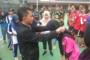 Voli Putri SMKN 5 Bekasi Juara 1 O2SN SMK se-Kota Bekasi