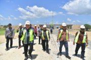 Jelang Kedatangan Jokowi, Pejabat Aceh Tinjau Tol Sibanceh