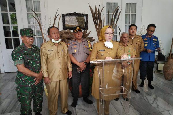 Update Covid-19 Purwakarta, Ambu Anne: Purwakarta Relatif Aman
