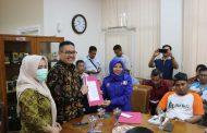 DPRD Dukung Aliansi Buruh dan BEM Purwakarta Tolak RUU Omnibus Law