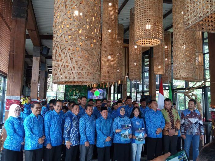 Waspada Virus Corona, Paguyuban Pasundan Bandung Barat Kampanyekan Gerakan Mencuci Tangan