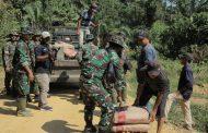 TMMD Prioritaskan Pembangunan Desa Tertinggal