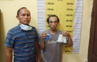 Pengedar Sabu Ditangkap Tekab Polsek Perbaungan