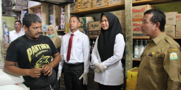 Disperindag Aceh Sidak Pasar untuk Atasi Lonjakan Kebutuhan Pangan