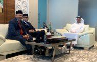 Perusahaan Kerajaan Abu Dhabi Tertarik Investasi Non Migas di Aceh